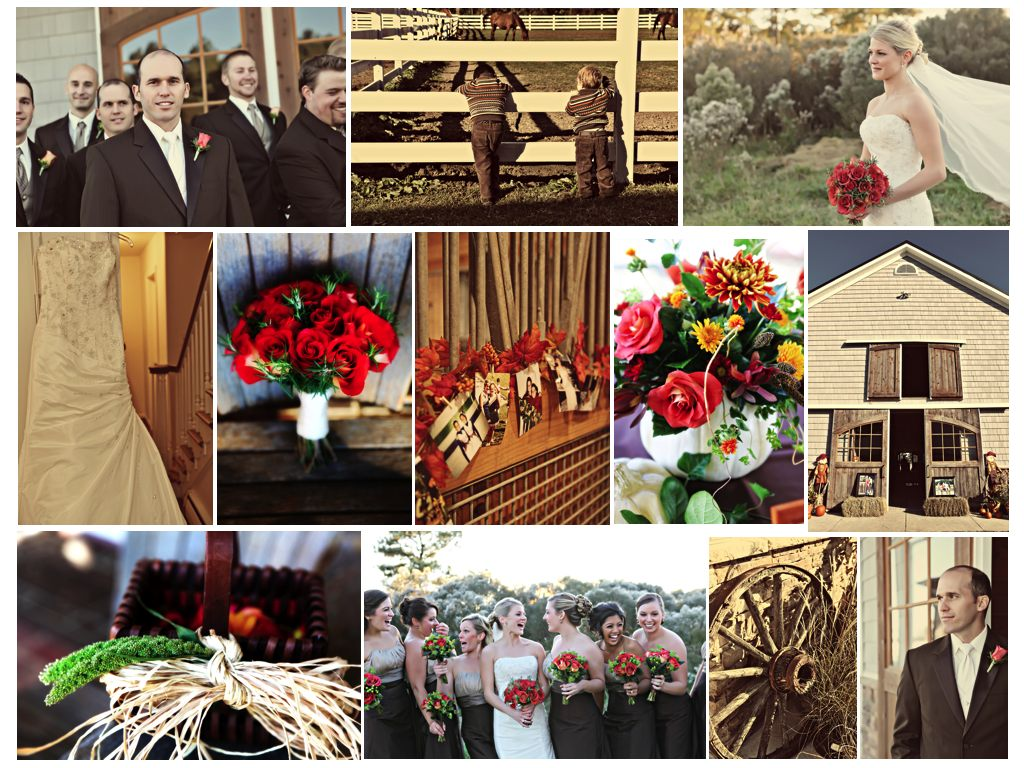 Barn Wedding: Katherine Lee and Donnie: Part 1